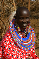 Young Maasi Woman